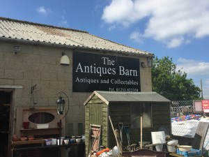 Antiques Barn and Furniture Store Ashford